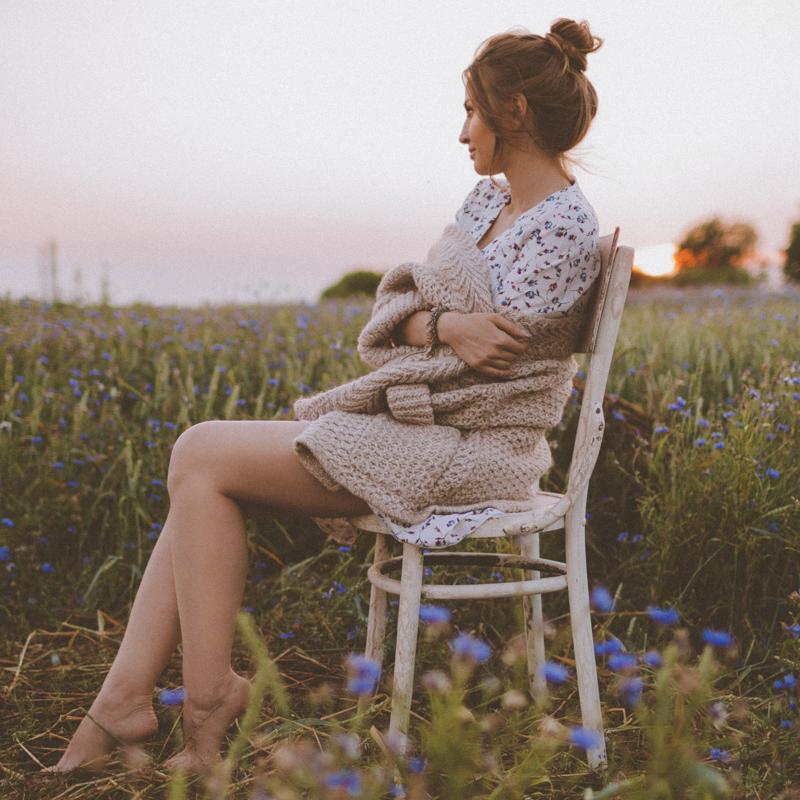 Индивидуальная фотосессия — Катя