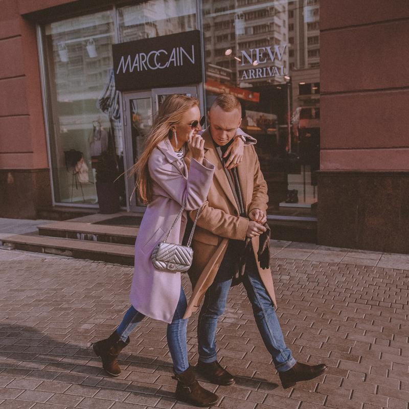 Фотосессия Лав Стори — Артем и Саша