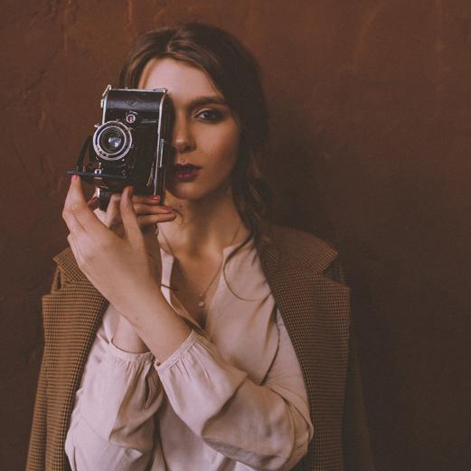Индивидуальная фотосессия — Диана