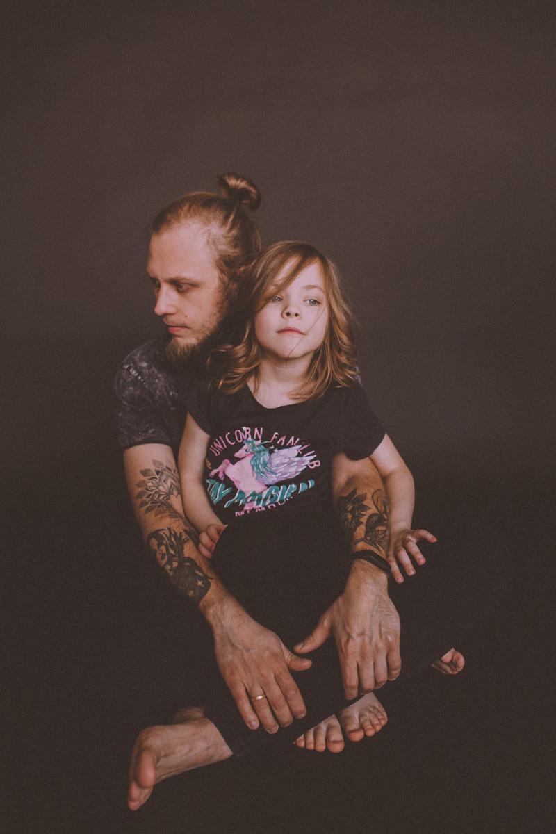 Семейная фотосессия Паша, Божена и Эмма-Мишель 10