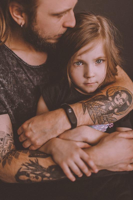 Семейная фотосессия Паша, Божена и Эмма-Мишель 14