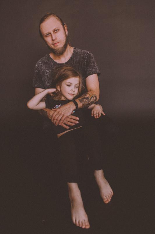 Семейная фотосессия Паша, Божена и Эмма-Мишель 15