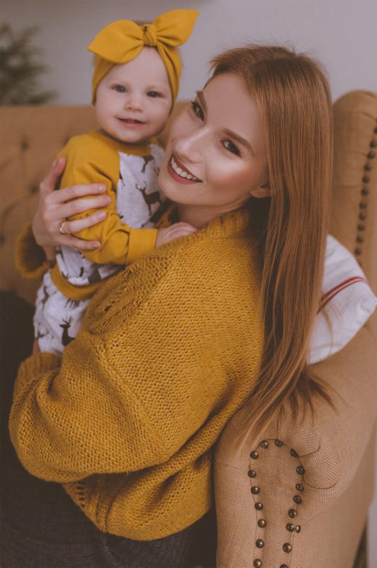 Семейная фотосессия Юра, Вика и Альбина 03