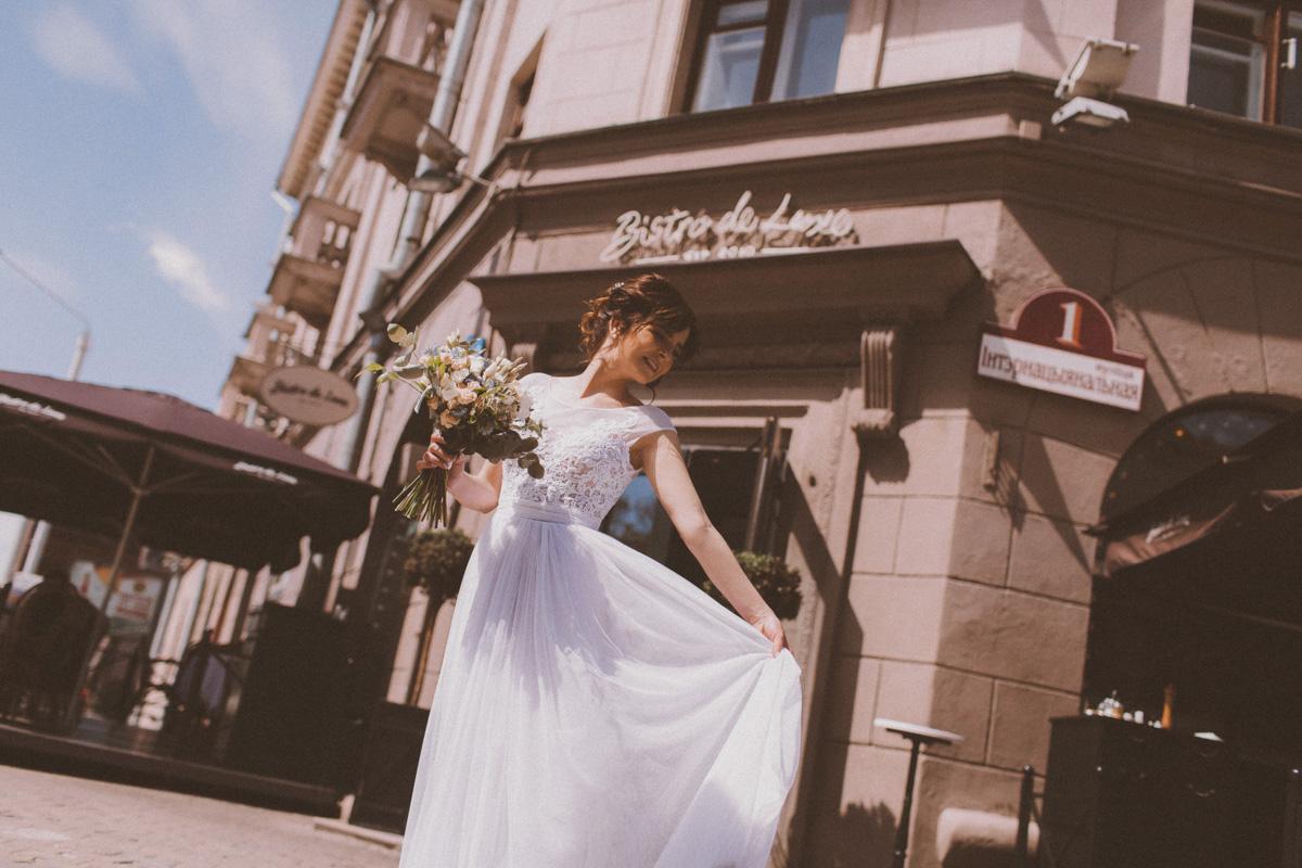 Свадебная фотосессия Федя и Света 12