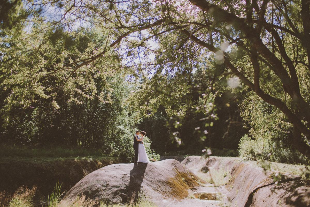 Свадебная фотосессия Федя и Света 20