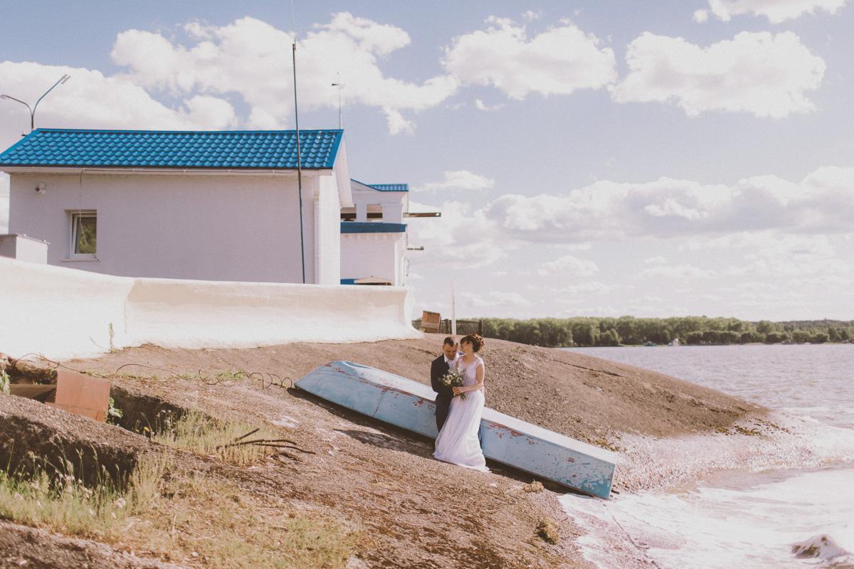 Свадебная фотосессия Федя и Света 33