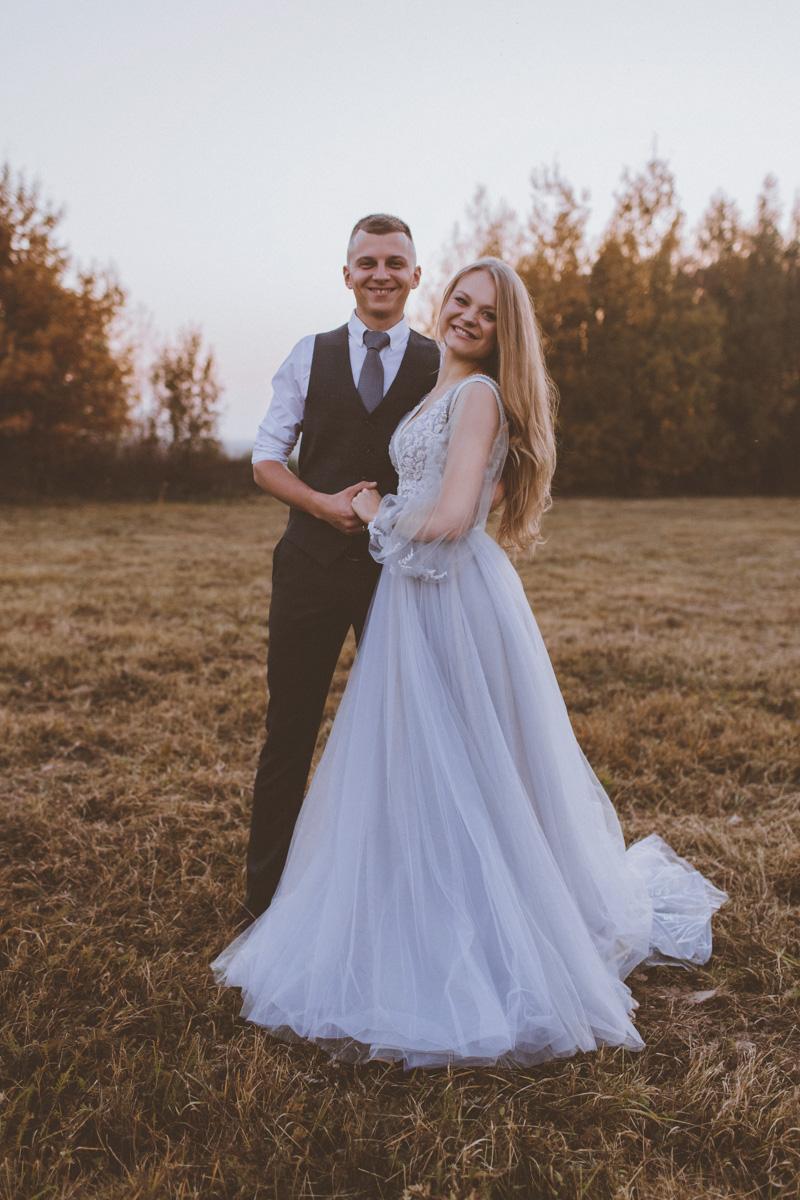 Свадебная фотосессия Саша и Юля 104