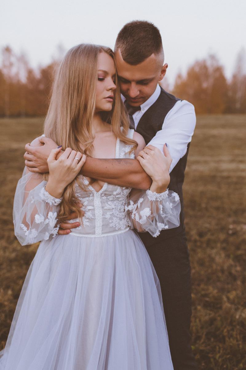Свадебная фотосессия Саша и Юля 108