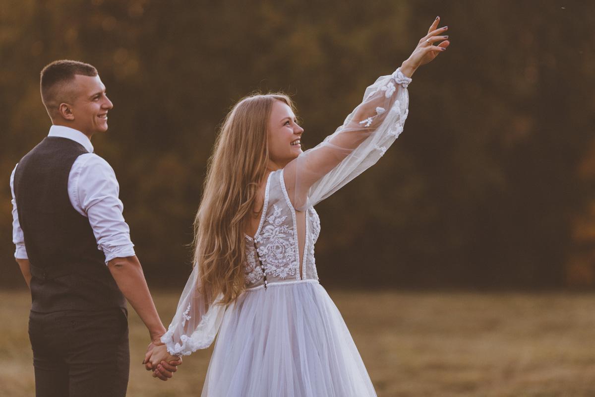 Свадебная фотосессия Саша и Юля 110