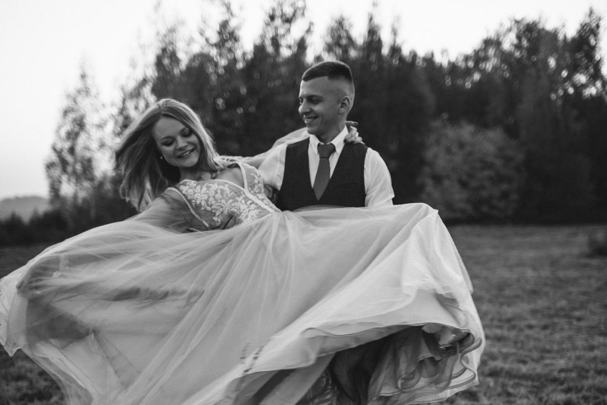 Свадебная фотосессия Саша и Юля 111