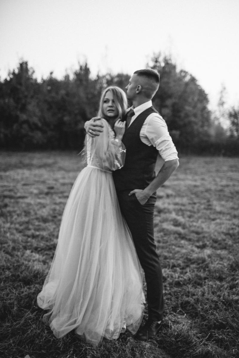 Свадебная фотосессия Саша и Юля 114