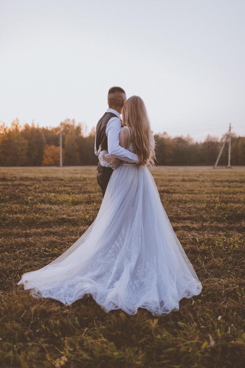 Свадебная фотосессия Саша и Юля 116