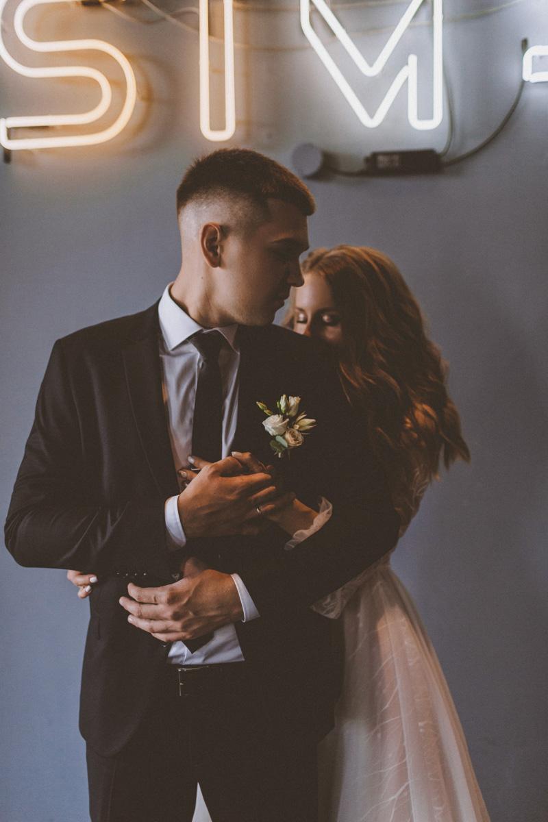 Свадебная фотосессия Святослав и Настя 12