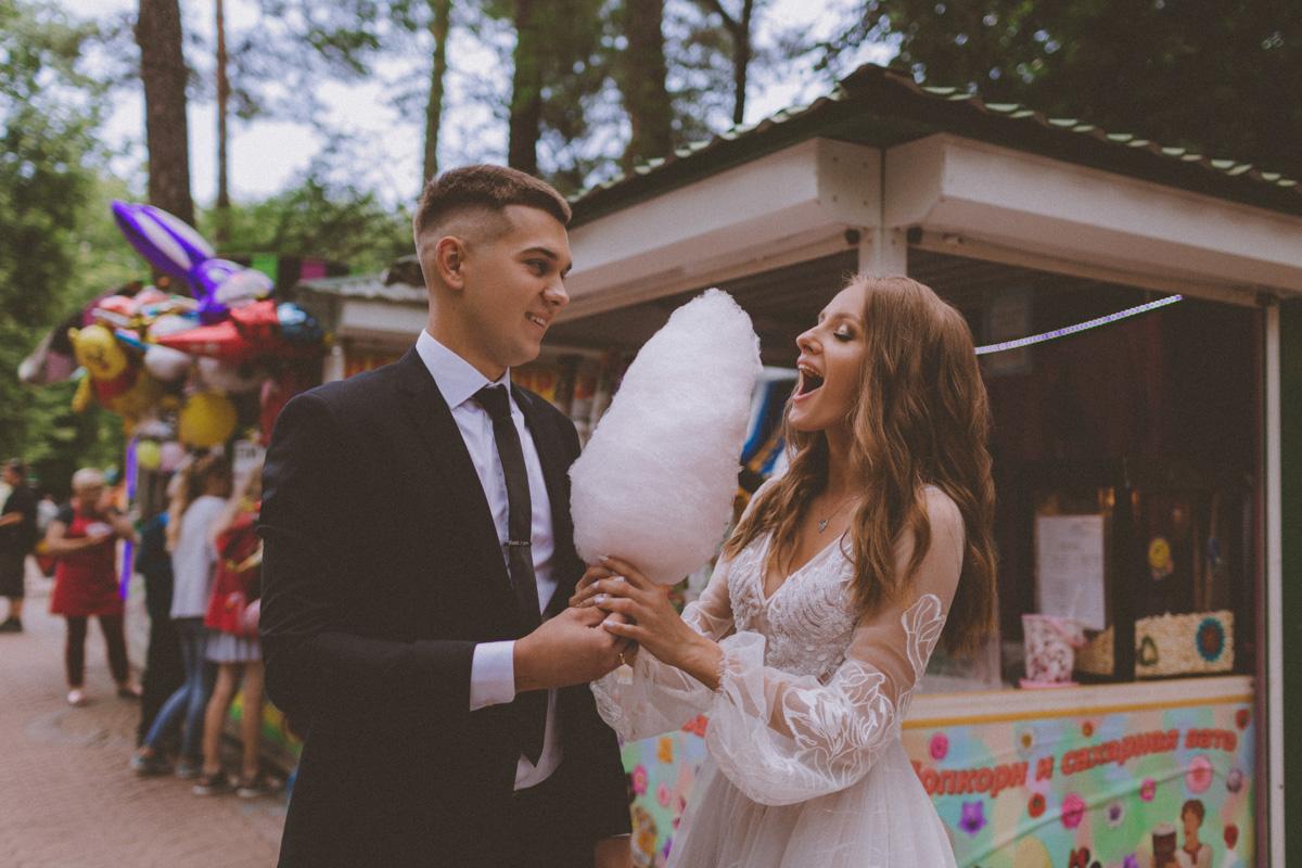 Свадебная фотосессия Святослав и Настя 29