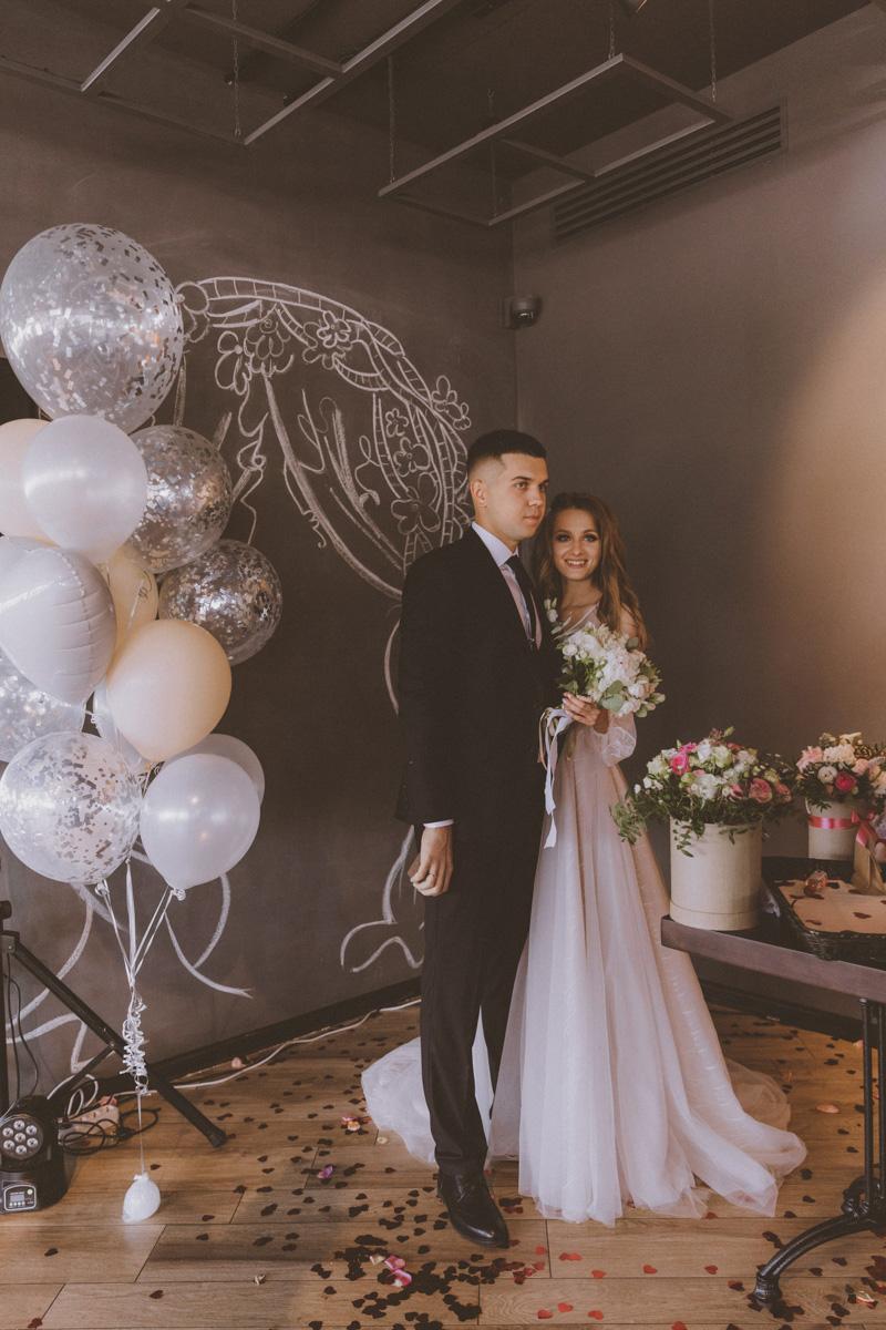 Свадебная фотосессия Святослав и Настя 44
