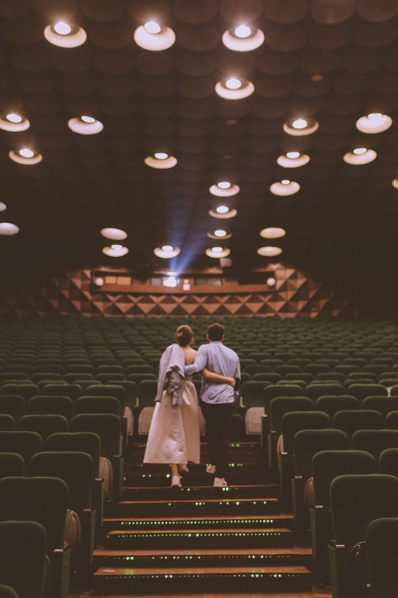 Свадебная фотосессия Женя и Маша 12