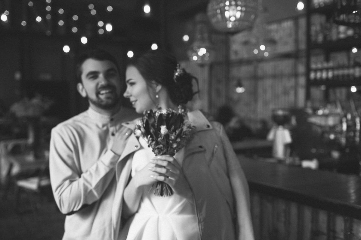 Свадебная фотосессия Женя и Маша 24