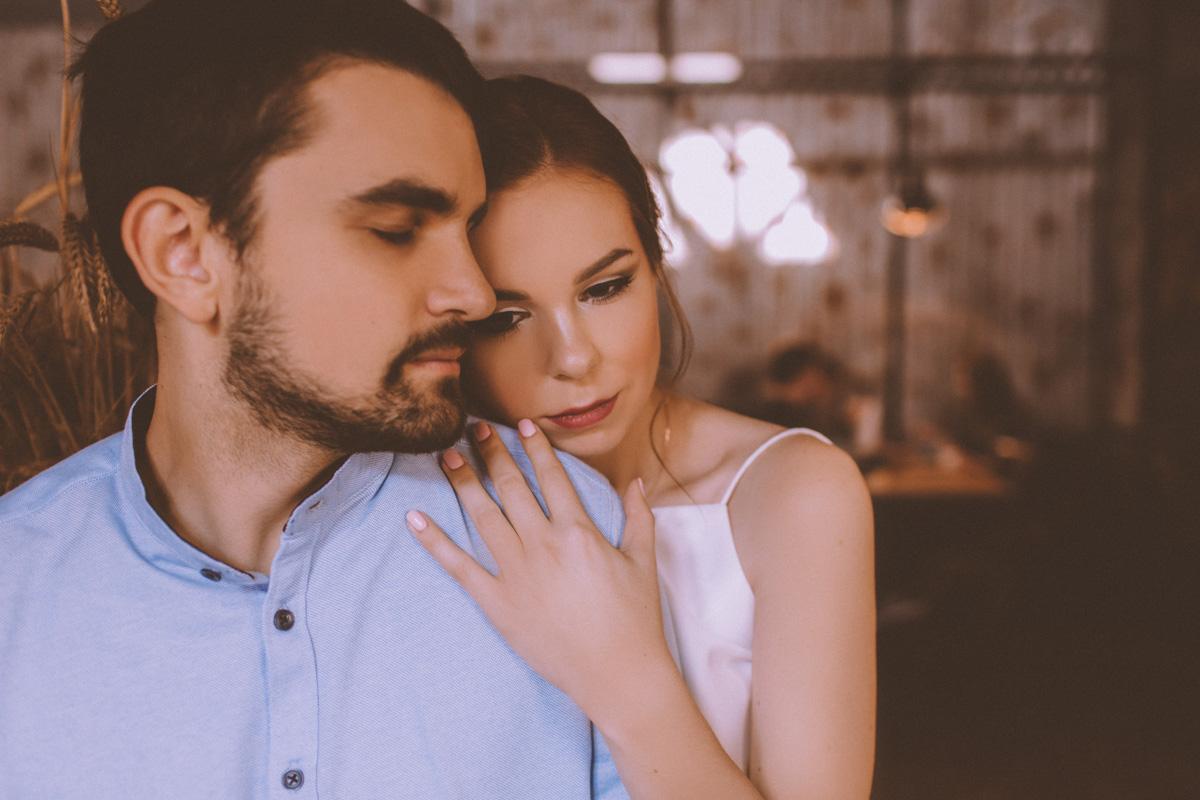 Свадебная фотосессия Женя и Маша 25