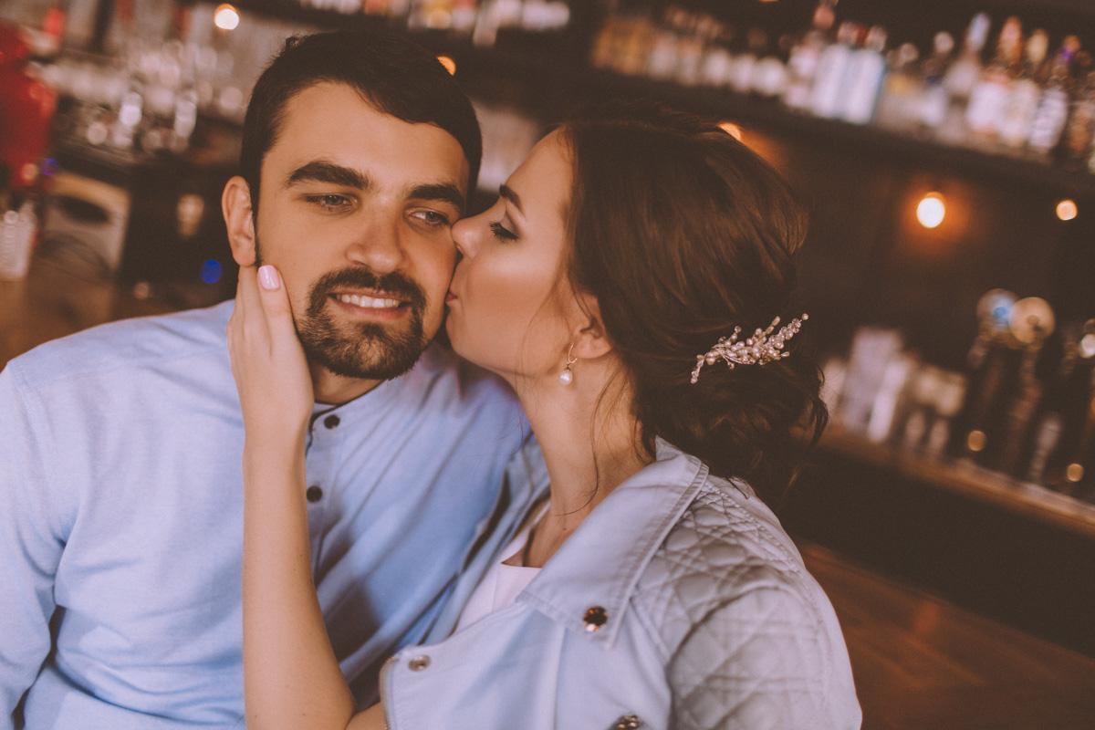 Свадебная фотосессия Женя и Маша 27