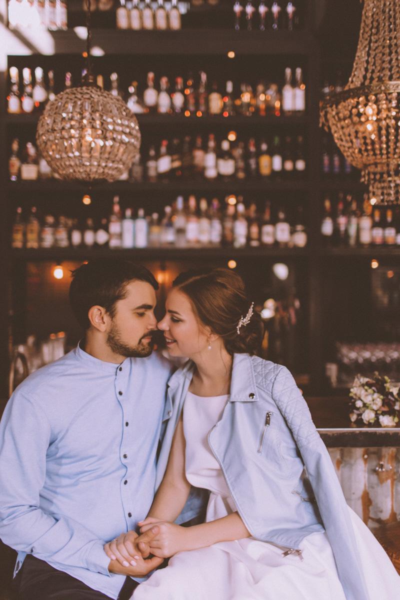 Свадебная фотосессия Женя и Маша 30