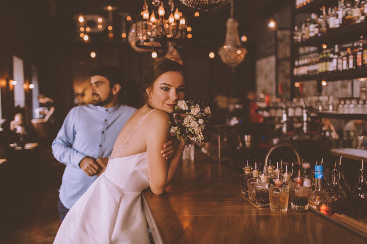 Свадебная фотосессия Женя и Маша 31