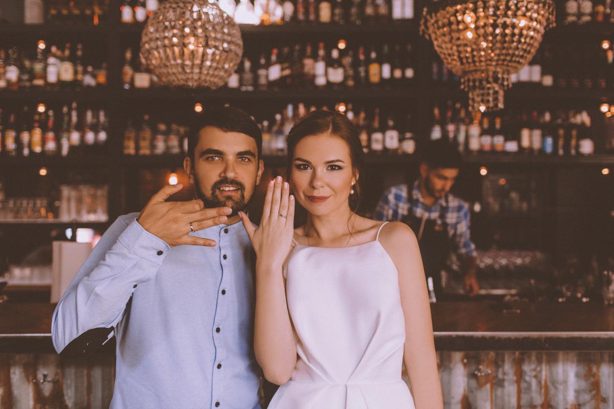 Свадебная фотосессия Женя и Маша 38