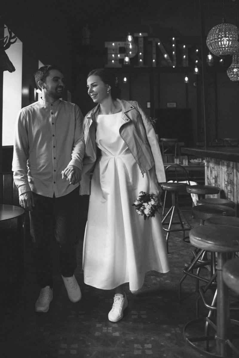 Свадебная фотосессия Женя и Маша 39
