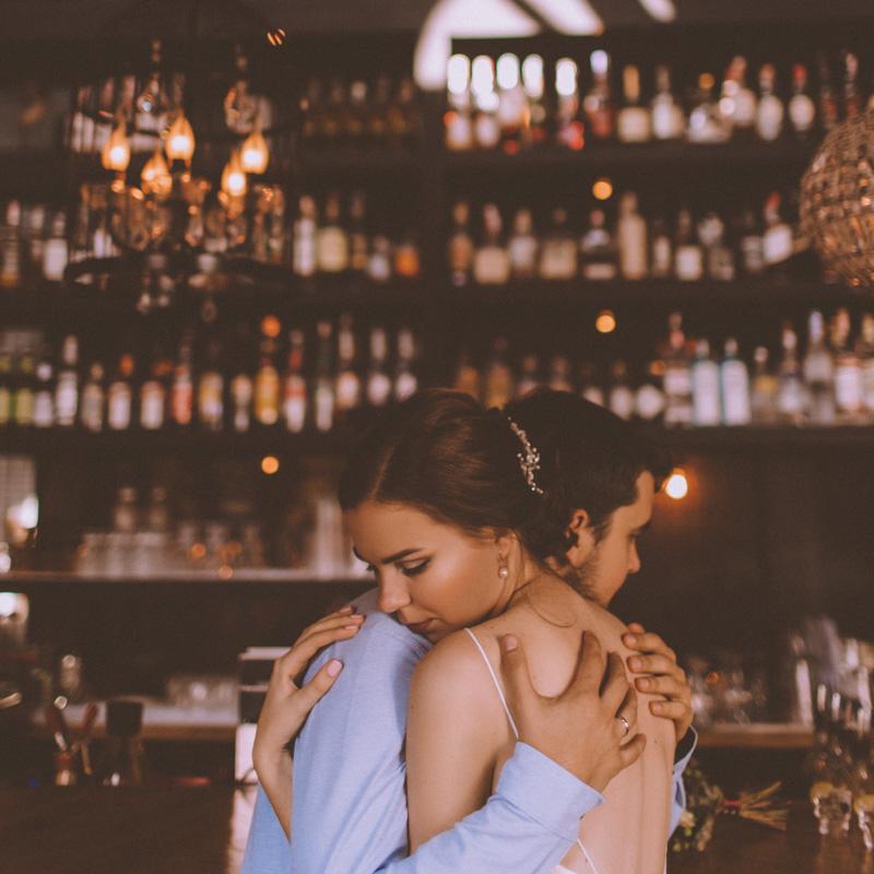 Свадебная фотосессия — Женя и Маша