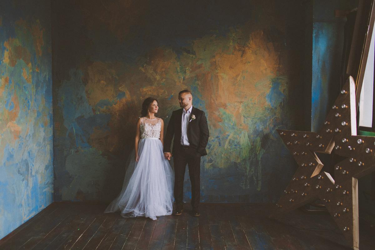 Свадебная фотосессия Сергей и Наташа 17