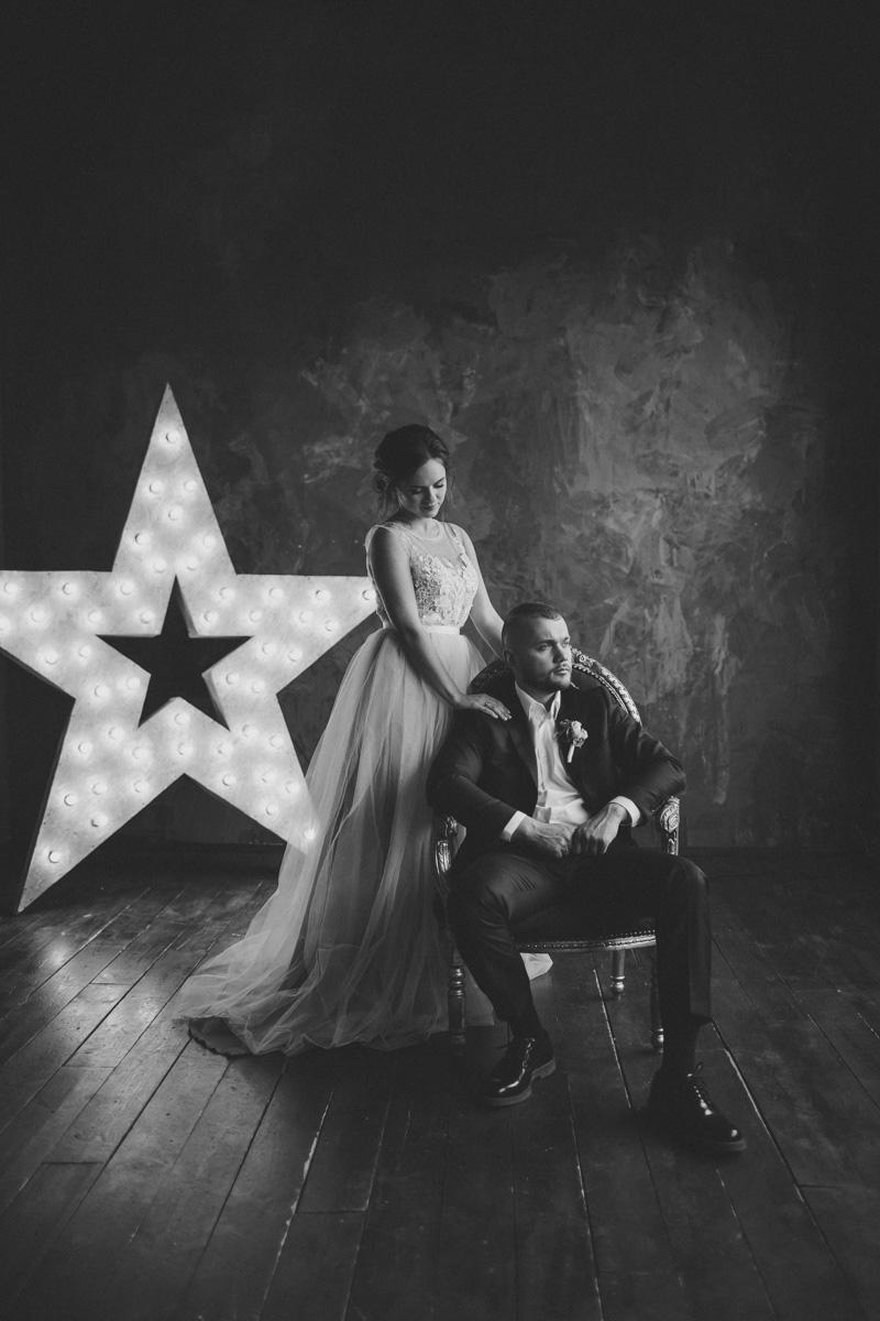 Свадебная фотосессия Сергей и Наташа 19