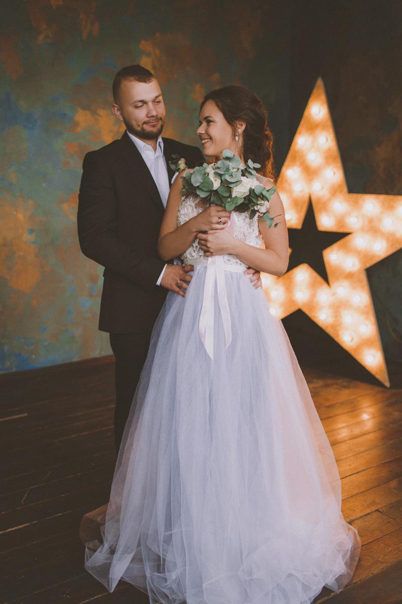 Свадебная фотосессия Сергей и Наташа 25