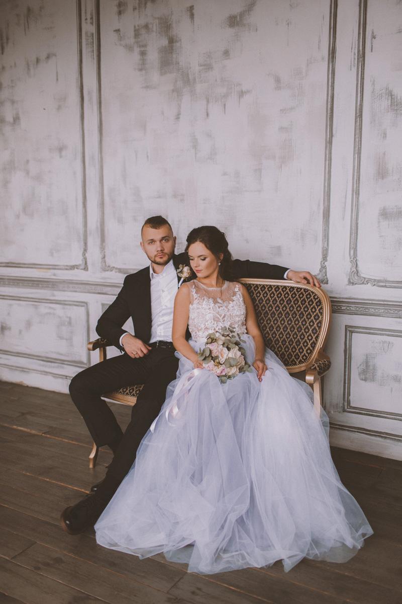 Свадебная фотосессия Сергей и Наташа 27