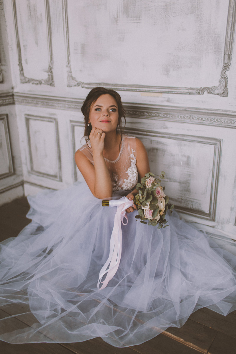 Свадебная фотосессия Сергей и Наташа 35