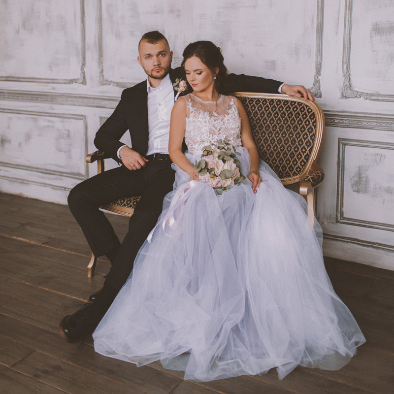 Свадебная фотосессия Сергей и Наташа в Минске