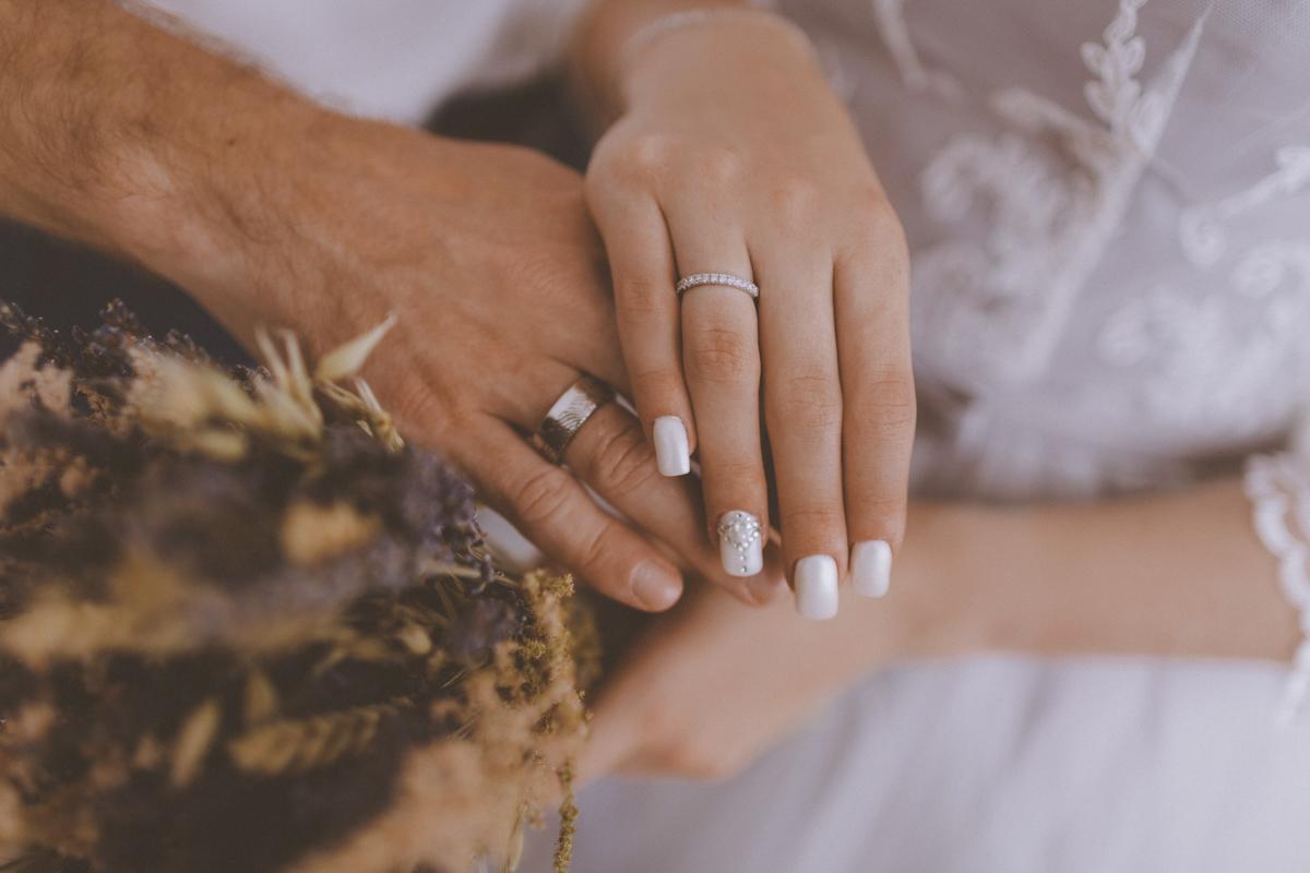 Свадебная фотосессия Юра и Оля 11