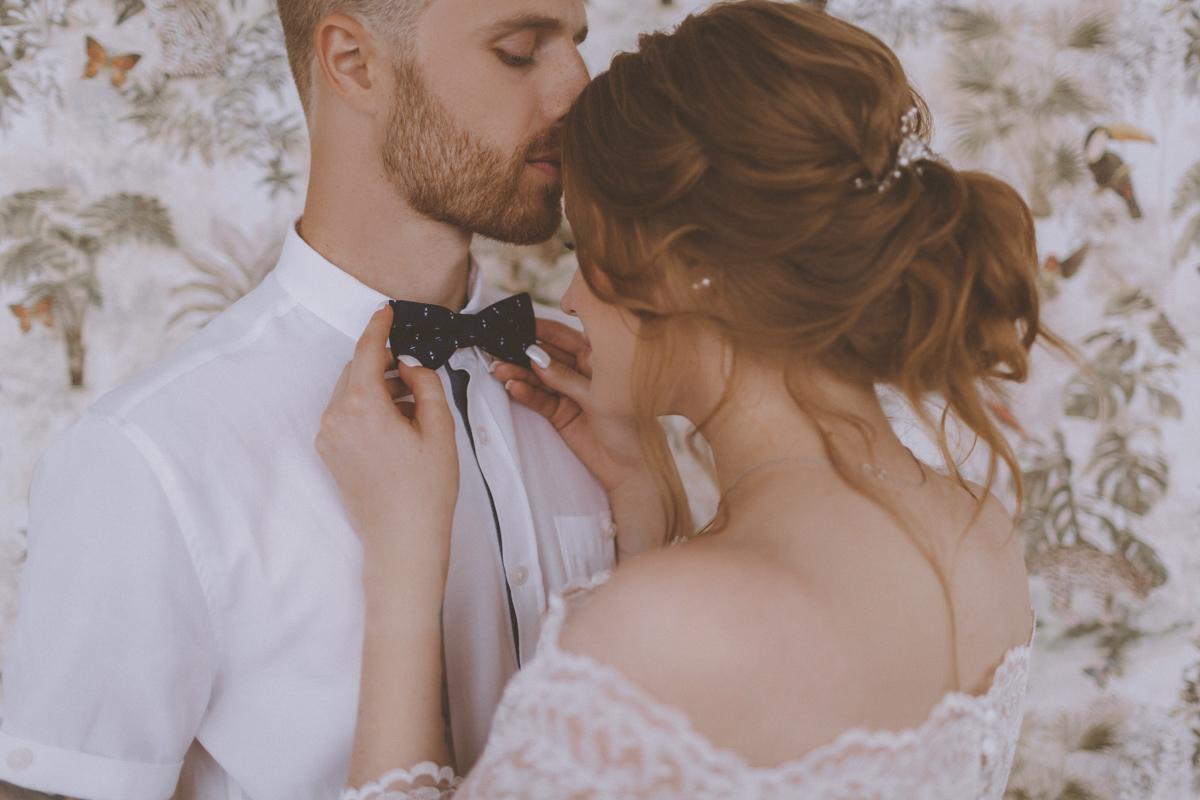 Свадебная фотосессия Юра и Оля 12