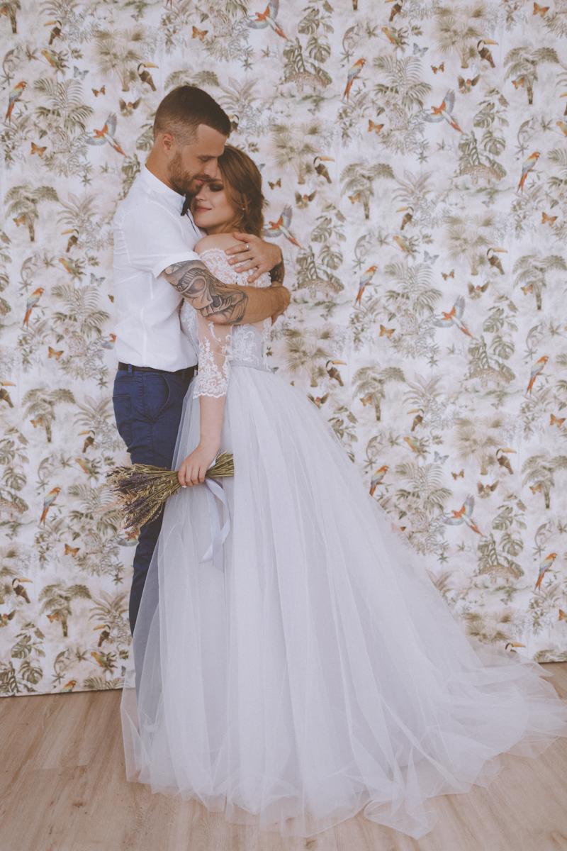 Свадебная фотосессия Юра и Оля 13