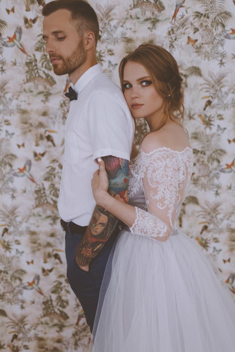 Свадебная фотосессия Юра и Оля 15