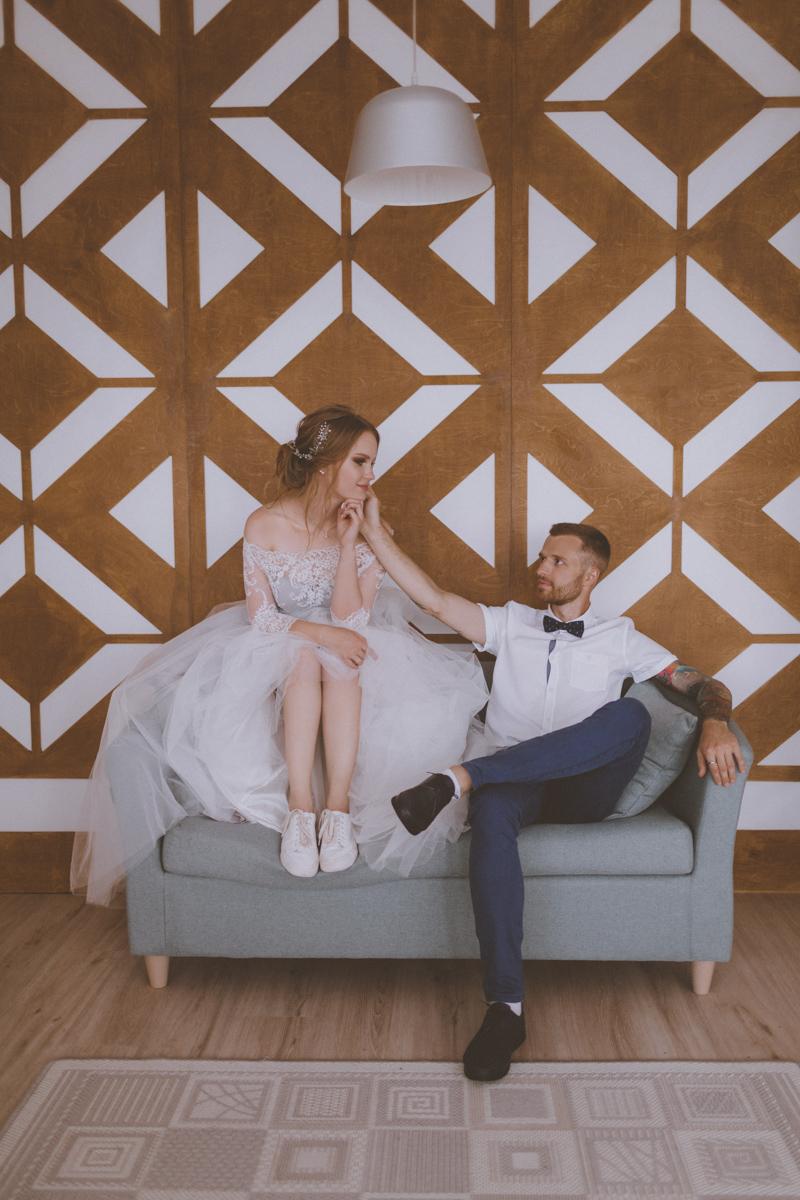 Свадебная фотосессия Юра и Оля 18