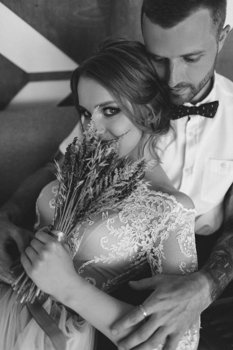 Свадебная фотосессия Юра и Оля 19