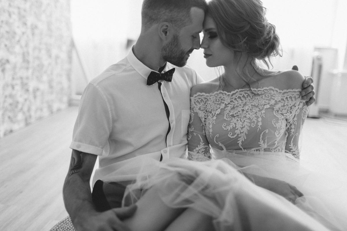 Свадебная фотосессия Юра и Оля 27