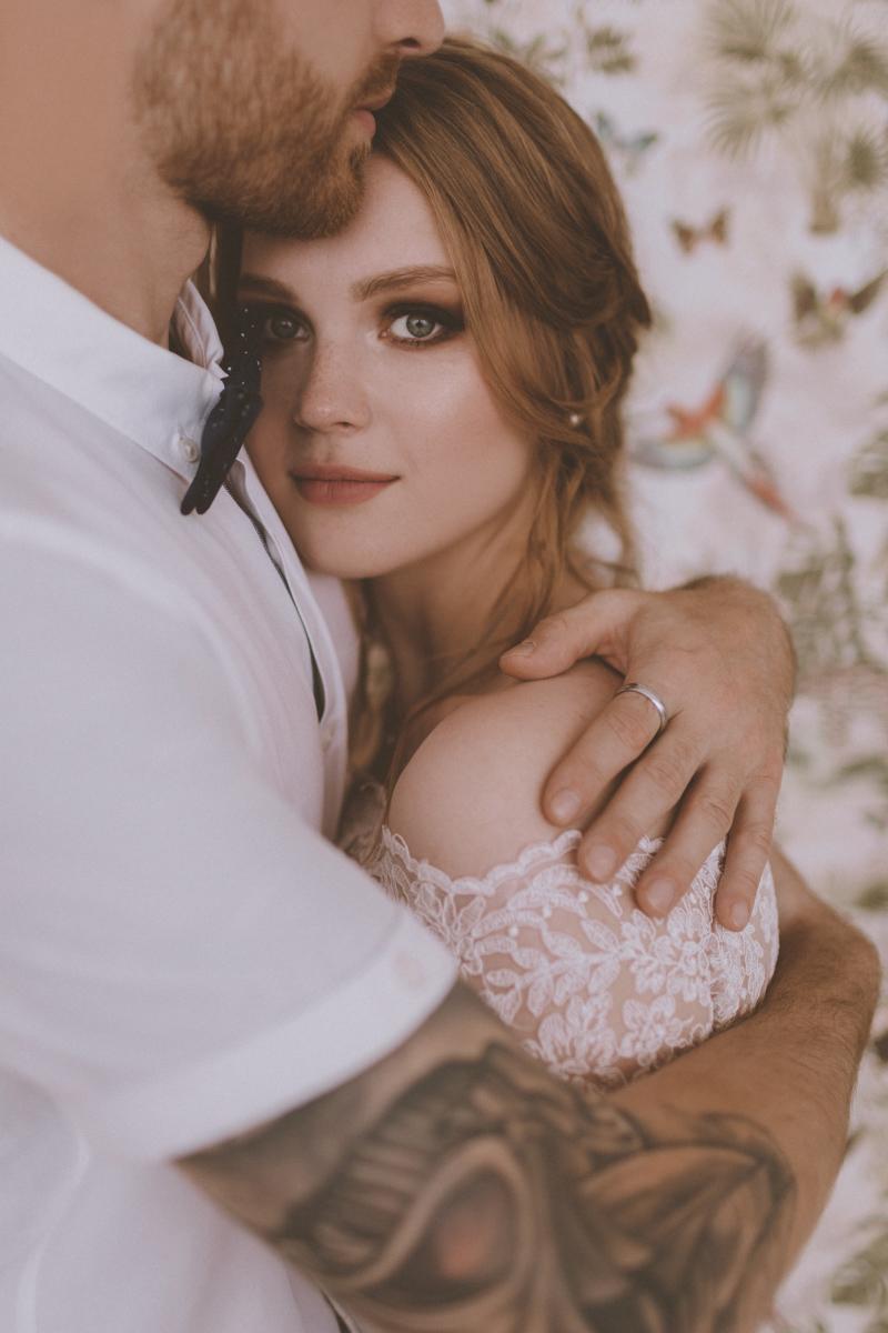 Свадебная фотосессия Юра и Оля 28