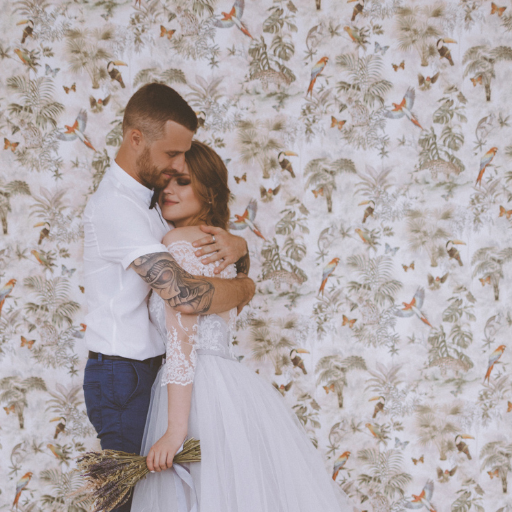 Свадебная фотосессия — Юра и Оля