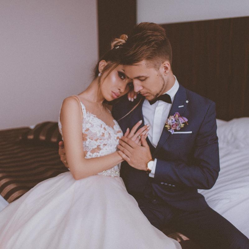 Свадебная фотосессия – Антон и Дарина