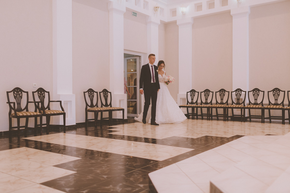 Свадебная фотосессия Дима и Лера 047