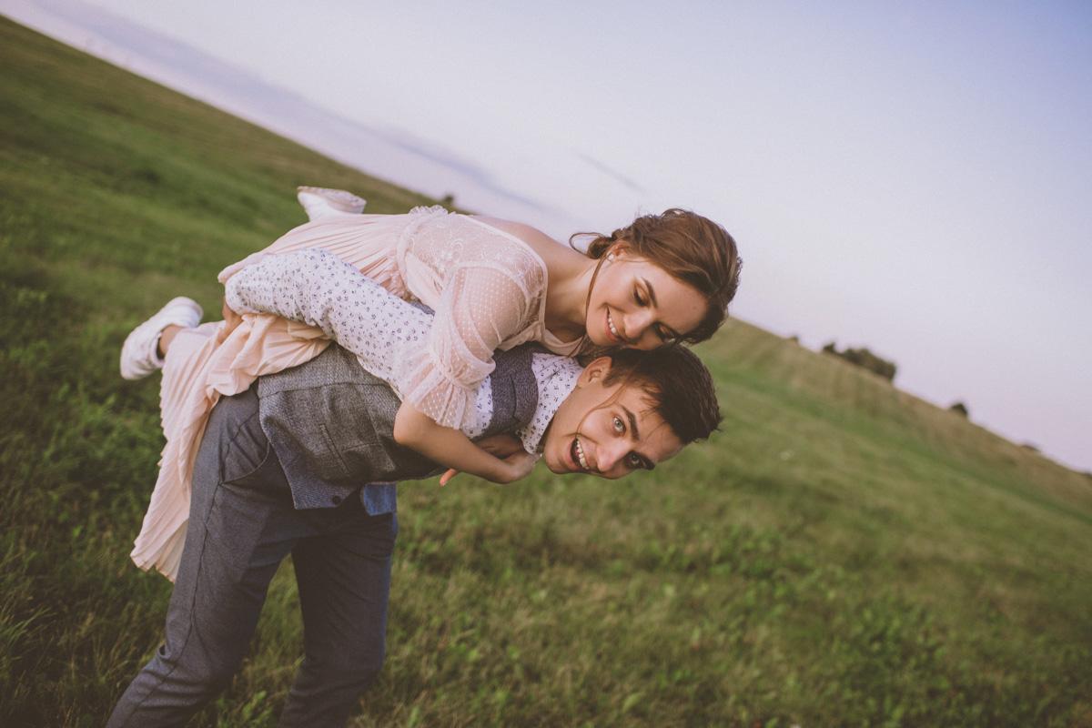 Свадебная фотосессия Влад и Катя 13