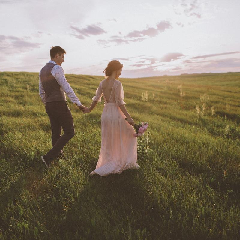 Свадебная фотосессия – Влад и Катя