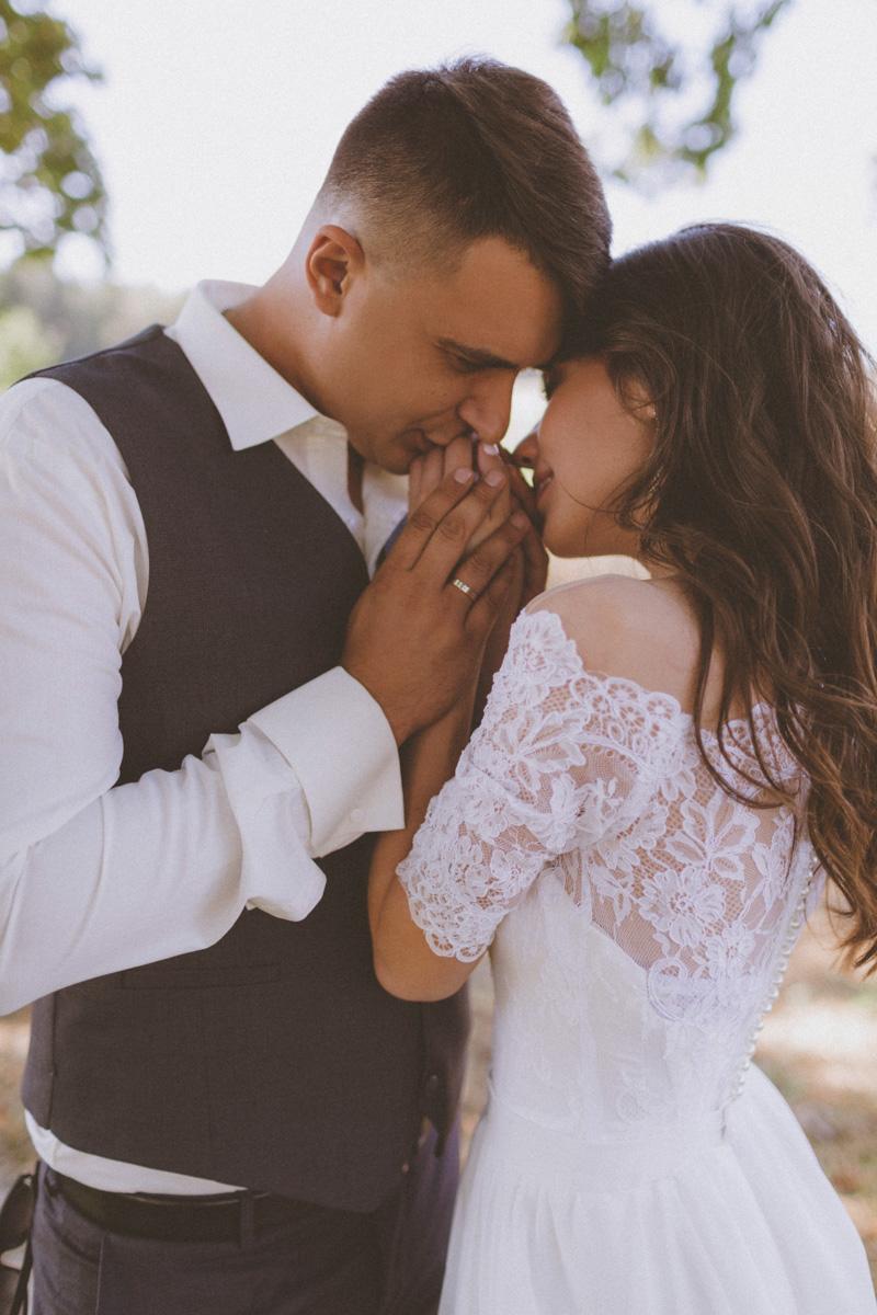 Свадебная фотосессия Женя и Юля 10