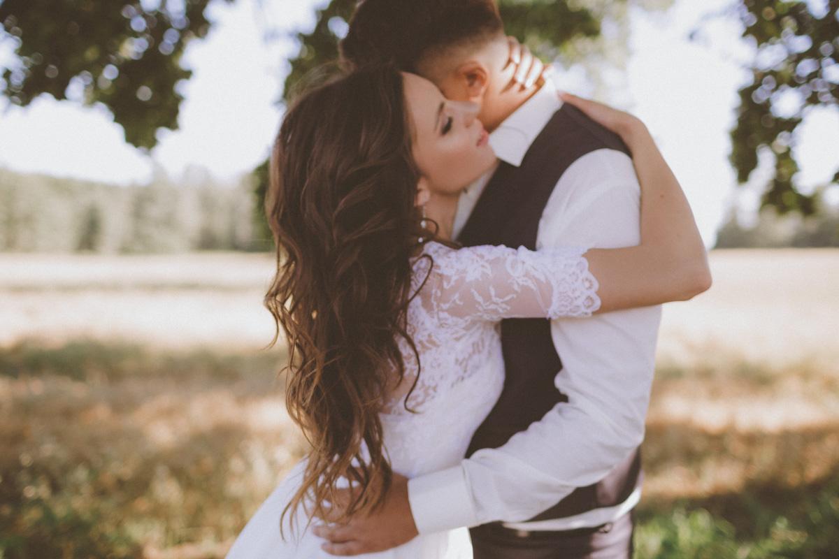Свадебная фотосессия Женя и Юля 11