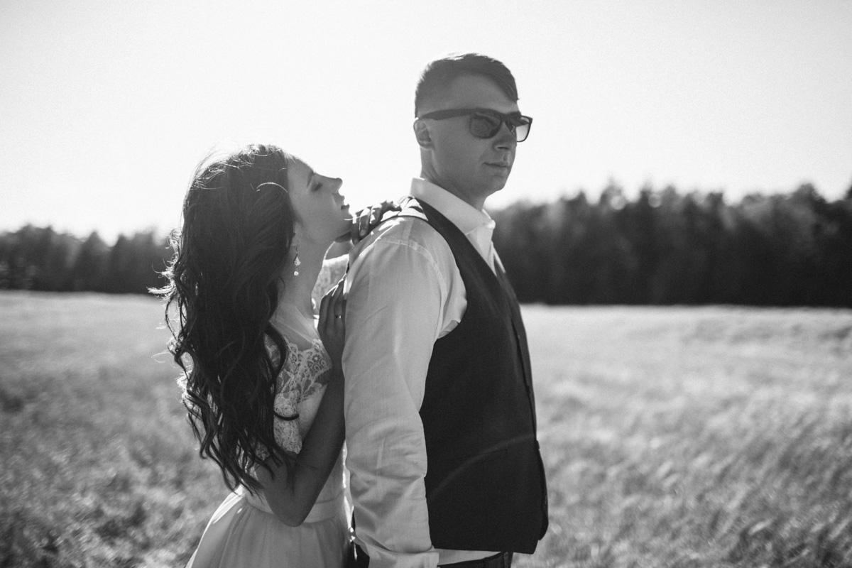 Свадебная фотосессия Женя и Юля 21